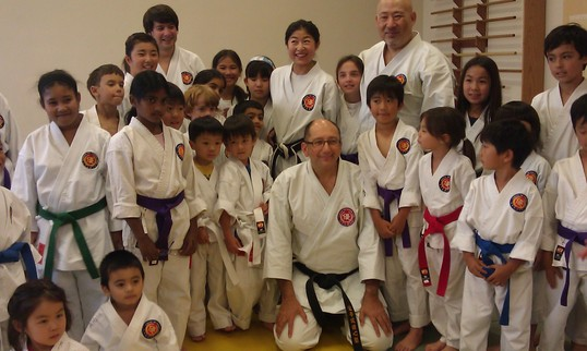 Karate class photo 1